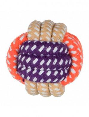 Игрушка Trixie веревочный шар 32810 (6см)