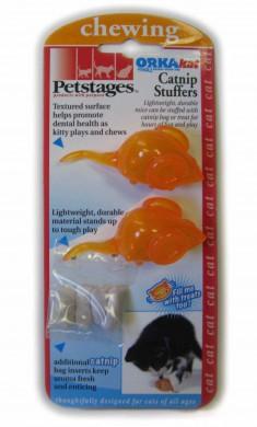 Игрушка для кошек Petstages ОPKA мышка 2 шт.