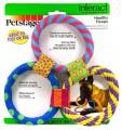 Игрушка для собак 3 кольца
