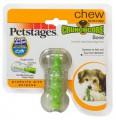 Игрушка для собак Хрустящая косточка резиновая очень маленькая