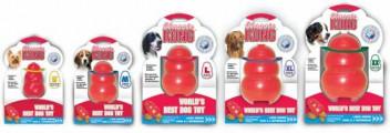Игрушка для собак Kong Classic средняя 8 см