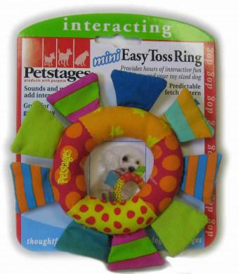 Игрушка для собак Mini Кольцо текстильное