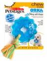 Игрушка для собак Mini ОРКА кольцо с канатом
