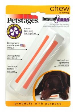 Игрушка для собак Petstages Beyond Bone, с ароматом косточки средняя