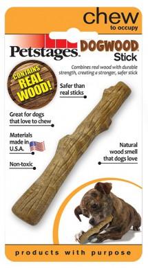 Игрушка для собак Petstages Dogwood палочка деревянная очень маленькая