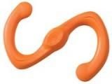 Игрушка для собак Zogoflex Bumi перетяжка оранжевая L 25,4 см