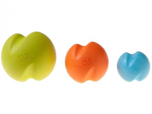 Игрушка для собак Zogoflex Jive мячик XS 5 см оранжевый