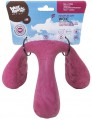 Интерактивная игрушка для собак Zogoflex Air Wox, лиловая (10x15x17 см )