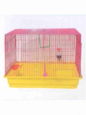 Клетка для птиц большая, комплект (60*40*36 см.)