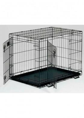 Клетка Midwest Life Stage 2 двери, черная (56х33х41h см)