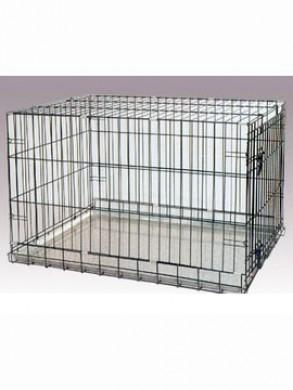 Клетка выставочная для собак №3, разборная (100*60*65см)
