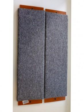 Когтеточка ковровая Котенок угловая ЗМЧ - 00002 (59*30см)