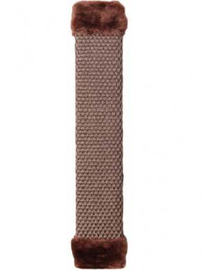 Когтеточка плетеная сизаль Шурум-Бурум, коричневая (50*8см)