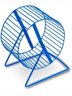 Колесо для грызунов малое металлическое (диаметром 12 см)
