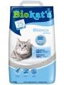 Комкующийся наполнитель Biokat's Bianco
