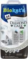 Комкующийся наполнитель Biokat's Diamond Care Classic с Активированным Углем 8л