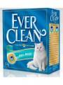 Комкующийся наполнитель Ever Clean Aqua Breeze Scent с ароматом морской свежести 10кг