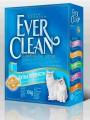 Комкующийся наполнитель Ever Clean Extra Strong Clumpin  Unscented  без ароматизатора 6 л