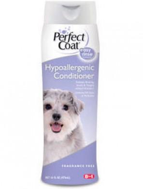 Кондиционер-ополаскиватель 8in1 для собак PC Hypoallergenic Conditioner гипоаллергенный (473 мл)
