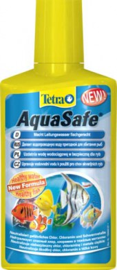 Кондиционер Tetra Aqua Safe для подготовки воды аквариума (250 мл)