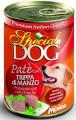 Консервы Special Dog для собак паштет рубец говядины 400 г