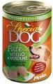 Консервы Special Dog для собак паштет телятина с овощами 400 г