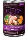 Консервы Wellness Core 95 для щенков из курицы с индейкой и тыквой 400 г