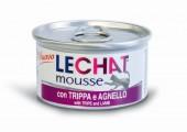 Консервы Lechat mousse для кошек потрошки ягненок 85 г
