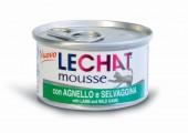 Консервы Lechat mousse для кошек ягненок/дичь 85 г