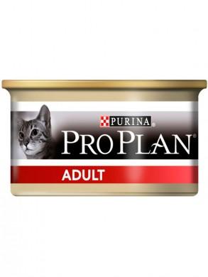 Консервы Pro Plan Adult для кошек с курицей 85гр