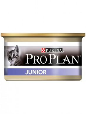 Консервы Pro Plan Junior для котят 85гр