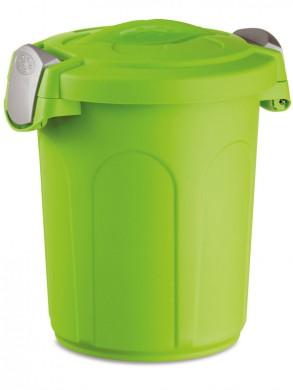Контейнер для корма Speedy 8 л, зеленый (24x27x31см)