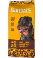 Корм Banters Adult Large для собак крупных пород курица с рисом