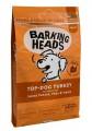 """Корм Barking Heads Top Dog Turkey для собак с индейкой и бататом """"Бесподобная индейка"""""""