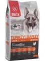 Корм Blitz Turkey&Barley Adult для собак с индейкой и ячменём