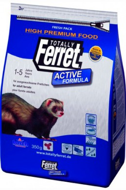 Корм Bosch Totally Ferret Active для хорьков ( 1,75кг)