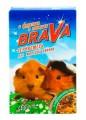 Корм Брава для морских свинок фрукты+овощи (400гр)