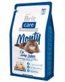 Корм Brit Care Cat Monty Indoor для кошек, живущих в квартире