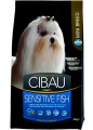 Корм Cibau Sensitive Fish Mini (0.8кг)