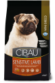 Корм Cibau Sensitive Lamb Mini