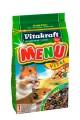 Корм для хомяков VitaKraft Menu Vital Hamster Food (1кг)