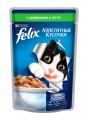 Корм для кошек Felix Аппетитные кусочки с кроликом в желе (85гр)