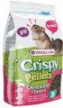 Корм для шиншилл и дегу Versele-Laga Crispy Pellets Chinchillas & Degus гранулированный 1 кг