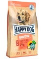 Корм для собак Happy Dog NaturCroq при чувствительном пищеварении, лосось с рисом 12 кг