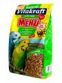 Корм для волнистых попугаев Vita Kraft Menu Vital +jod complex Budgies (1кг)