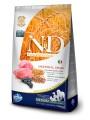 Корм Farmina N&D Low Grain Lamb & Blueberry Adult Medium Universal Kibble для взрослых собак с ягненком и черникой (12кг)