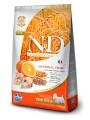 Корм Farmina N&D Low Grain Chicken & Pomegranate Mini Breed Puppy для щенков мелких пород с курицей и гранатом (12кг)