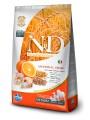 Корм Farmina N&D Low Grain Goldfish & Orange Adult Medium Universal Kibble для взрослых собак всех пород с треской и апельсином (12кг)