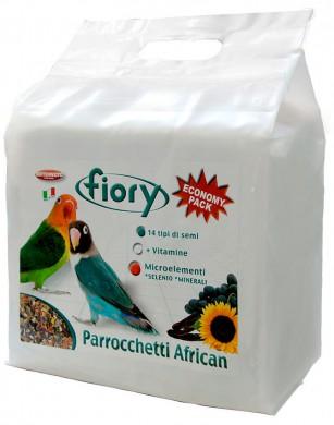Корм Friory Parrocchetti Africa для средних попугаев  2,4 кг