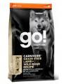 Корм GO Natural holistic Carnivore GF Lamb + Wild Boar Recipe для собак всех возростов с ягненком и мясом дикого кабана 9,98кг